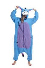 Donkey Adult Animal Pajamas Kigurumi Cosplay Costumes Robe Onesi0 Jumpsuit Anime