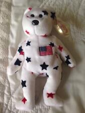 """TY Beanie Babies """"Glory"""" Rare Original Collectible with Tag Errors"""