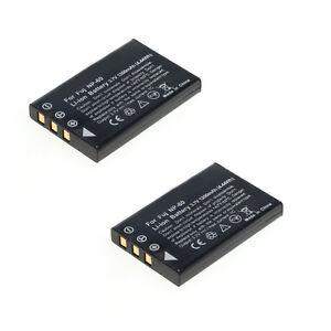 2 Akkus für HP R817