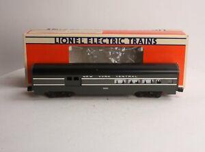 Lionel 6-9595 New York Central Aluminum Combine Car NIB