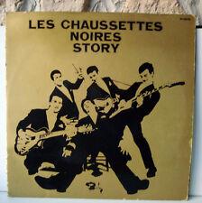 Vinyle 33t - Les Chaussettes Noires Story