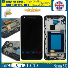 For LG Google Nexus 5X LCD Replacement  Screen Touch Display Digitizer Black