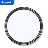 Deerekin 58mm MC UV Filter for Canon 200D 600D 700D 750D T3i T5i T6i 18-55mm