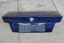 Tailgate BMW E36 Saloon