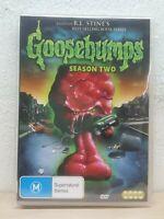 Goosebumps : Season 2 Series Two (DVD, 3-Disc Set) VERY RARE AUSTRALIAN REGION 4