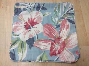Cushion Cover Sanderson Samaya Sky/Rose