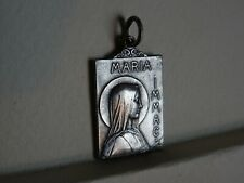 medaille religieuse Maria IMMAC Signed AP  MR 738