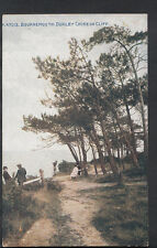 Dorset Postcard - Bournemouth, Durley Chine On Cliff   RS3504