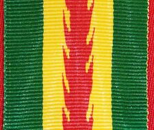 ORIGINAL AUSTRALIAN FIRE SERVICE MEDAL RIBBON FOR MOUNTING