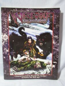 Werewolf the Dark Ages White Wolf Games Werewolf The Apocalypse 1999 3800