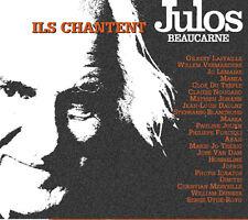 JULOS BEAUCARNE - ILS CHANTENT JULOS BEAUCARNE (CD DIGIPACK NEUF)