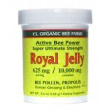 Fresh Royal Jelly  + Bee Pollen, Propolis, Ginseng, Honey Mix - 6,000 mg YS Orga