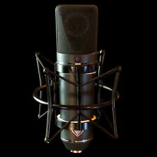 Shock Mount for Neumann U-87, U67 Black