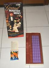 GRAND MASTER MIND – Ed Invicta Games 1974 OTTIMO Mastermind