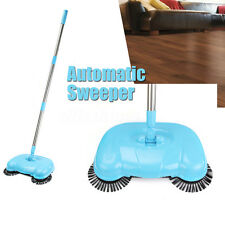 Automatic Hand Push Household Sweeper Broom With 360 Rotatable House Cleaning