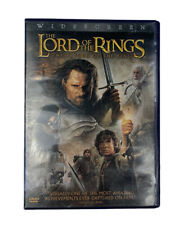 The Lord of the Rings- The Return of the King Dvd 2004 2-Disc Set