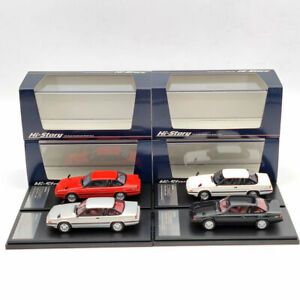 Hi-Story 1/43 Mazda Cosmo Turbo Limited 1982 HS240 Resin Model Collection