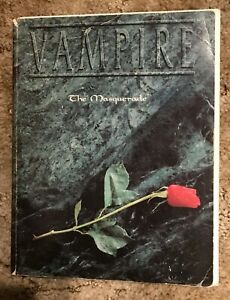 Vampire the Masquerade WW2000 1991 White Wolf