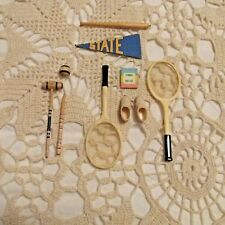 Mattel Vintage Barbie/Ken lot of sport accessories