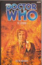 Doctor Who: The Burning. Paul McGann's Doctor / 8DA. BBC Books. A great read!