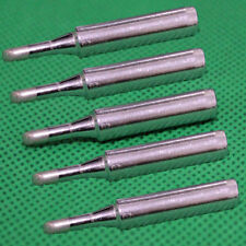 5Pcs Replacement Soldering Leader-Free Solder Iron Tip For Hakko 936 900M-T-3C