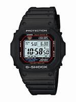Casio G-Shock Men's Tough Solar Black Resin Band 44mm Watch GWM5610-1