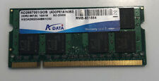 ADATA 1GB AD2667001GOS PC2-5300 DDR2-667 1GX16 Laptop Notebook Memory SO-DIMM
