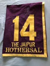 HOTHERSAL JAIPUR SADDLE CLOTH BELMONT STAKES UNDERCARD