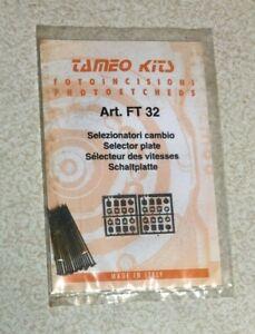 Tameo Kits 1/43 Photoetch Set