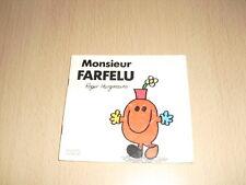 "Monsieur FARFELU  Roger Hargreaves Collection ""Bonhomme"""