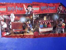 LEGO 30110 & 30111  HARRY POTTER'S 9 1/2 PLATFORM  TROLLEY & THE LAB NEW SEALED