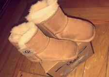 Baby Ugg Boots Erin Chestnut RRP £50 100% genuine