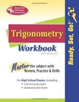 Trigonometry Workbook (Mathematics Learning and Practice) by Friedman, Mel