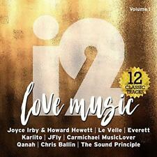 i2 Love Music Volume 1 - Various Artists (NEW CD)