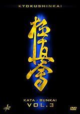 Kyokushinkai: Kata - Bunkai, Vol. 3 (DVD, 2013)