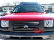 Fits 2000-2001 Nissan Xterra Main Upper Billet Grille Insert