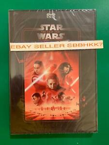 Star Wars: The Last Jedi DVD GENUINE With Disney Insert BEWARE OF FAKES SOLD