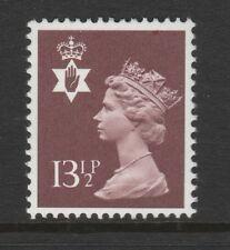 GB' Irlanda del Nord 1980 regionale Machin 13 1 / 2P SG ni32 MNH
