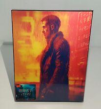BLADE RUNNER 2049 [3D + 2D] Blu-ray STEELBOOK [HDZETA] DBL LENTICULAR <#007/300>