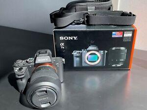 Sony Alpha a7 II | Appareil Photo Plein Format kit Zoom FE 28-70mm f/3.5-5.6 OSS
