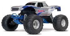 Traxxas BIGFOOT RC Monster Truck 2WD 1:10 RTR TQ 48 kmh waterproof