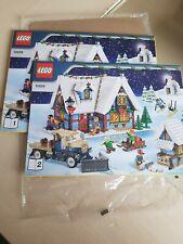 LEGO 10229 Winterliche hütte Bauanleitung Keine Steine
