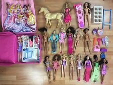 Barbie collection: Dolls, Disney, Accessories, Clothing, Kelly, Horse, Pony, Ken