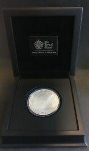 UK - Silver 10 Pounds Coin - 5 Oz. (156.3 g) - 'Pegasus' - 2012 - Proof