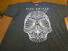 Five Knives,   RED BULL  Records Brand   T-Shirt  XL   H16