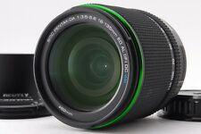 【B V.Good】 SMC PENTAX DA 18-135mm f/3.5-5.6 ED AL DC WR Lens From JAPAN #3045