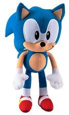 "Sonic the Hedgehog 13"" Plush Stuffed Collectors Authentic SEGA Children Kids Toy"