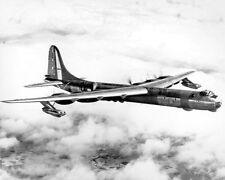 Convair RB-36D/B-36 I Flug 11x14 Silber Halogen Fotodruck