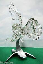 Snowy Owl 2013 Swarovski Crystal Soulmates #5004640