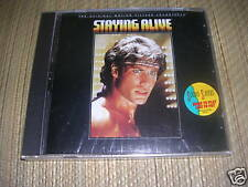 Staying Alive - Soundtrack CD sealed rare OOP Bee Gees